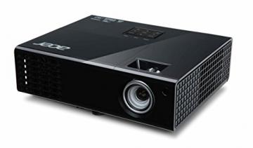 Acer M342 Full HD DLP-Projektor (direkt 3D-fähig über HDMI 1.4a, 3.000 ANSI Lumen, Kontrast 10.000:1, Full HD 1920 x 1080 Pixel) schwarz - 2