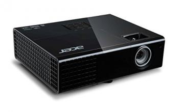 Acer M342 Full HD DLP-Projektor (direkt 3D-fähig über HDMI 1.4a, 3.000 ANSI Lumen, Kontrast 10.000:1, Full HD 1920 x 1080 Pixel) schwarz - 3