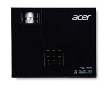 Acer M342 Full HD DLP-Projektor (direkt 3D-fähig über HDMI 1.4a, 3.000 ANSI Lumen, Kontrast 10.000:1, Full HD 1920 x 1080 Pixel) schwarz - 6