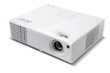 Acer P1173 3D SVGA DLP-Projektor (direkt 3D-fähig über HDMI 1.4a, 3.000 ANSI Lumen, Kontrast 13.000:1, 800x600 Pixel, MHL) weiß - 2