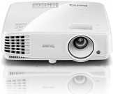 BenQ TH530 Full HD 3D DLP-Projektor (Full HD, 3200 ANSI Lumen, 10000:1 Kontrast) - 1
