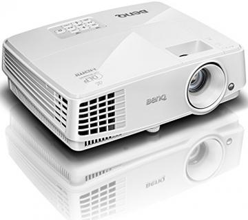 BenQ TH530 Full HD 3D DLP-Projektor (Full HD, 3200 ANSI Lumen, 10000:1 Kontrast) - 4