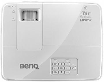 BenQ TH530 Full HD 3D DLP-Projektor (Full HD, 3200 ANSI Lumen, 10000:1 Kontrast) - 7