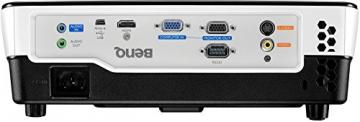 BenQ TH682ST Kurzdistanz 3D DLP-Projektor (3D 144Hz Triple Flash, Full HD 1920x1080 Pixel, Kontrast 10.000:1, 3.000 ANSI Lumen, HDMI, Lautsprecher) schwarz - 6