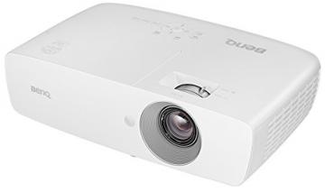 BenQ TH683 DLP-Projektor (Full HD, 3200 ANSI Lumen, Kontrast 10000:1, 3D, 1,3x Zoom, HDMI) weiß - 3