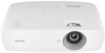 BenQ TH683 DLP-Projektor (Full HD, 3200 ANSI Lumen, Kontrast 10000:1, 3D, 1,3x Zoom, HDMI) weiß - 1
