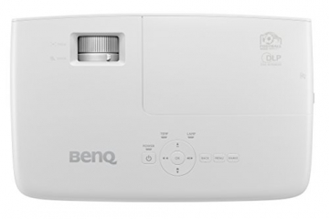 BenQ TH683 DLP-Projektor (Full HD, 3200 ANSI Lumen, Kontrast 10000:1, 3D, 1,3x Zoom, HDMI) weiß - 7