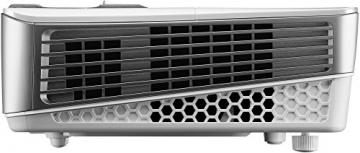 BenQ W1070+W 3D Wireless DLP Projektor (Wireless Full HD Kit, 3D über HDMI, Full HD, 1.920x1.080 Pixel, 2.200 ANSI-Lumen, Kontrast 10.000:1, Vertical Lens Shift, 2x HDMI, 1x MHL, Smart Eco) weiß - 10