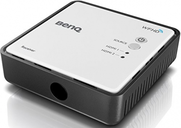 BenQ W1070+W 3D Wireless DLP Projektor (Wireless Full HD Kit, 3D über HDMI, Full HD, 1.920x1.080 Pixel, 2.200 ANSI-Lumen, Kontrast 10.000:1, Vertical Lens Shift, 2x HDMI, 1x MHL, Smart Eco) weiß - 12