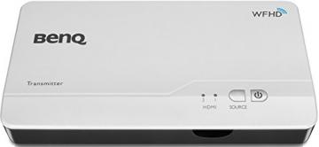 BenQ W1070+W 3D Wireless DLP Projektor (Wireless Full HD Kit, 3D über HDMI, Full HD, 1.920x1.080 Pixel, 2.200 ANSI-Lumen, Kontrast 10.000:1, Vertical Lens Shift, 2x HDMI, 1x MHL, Smart Eco) weiß - 14