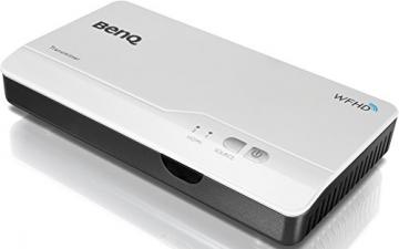 BenQ W1070+W 3D Wireless DLP Projektor (Wireless Full HD Kit, 3D über HDMI, Full HD, 1.920x1.080 Pixel, 2.200 ANSI-Lumen, Kontrast 10.000:1, Vertical Lens Shift, 2x HDMI, 1x MHL, Smart Eco) weiß - 16