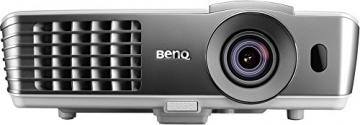 BenQ W1070+W 3D Wireless DLP Projektor (Wireless Full HD Kit, 3D über HDMI, Full HD, 1.920x1.080 Pixel, 2.200 ANSI-Lumen, Kontrast 10.000:1, Vertical Lens Shift, 2x HDMI, 1x MHL, Smart Eco) weiß - 5