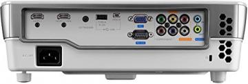 BenQ W1070+W 3D Wireless DLP Projektor (Wireless Full HD Kit, 3D über HDMI, Full HD, 1.920x1.080 Pixel, 2.200 ANSI-Lumen, Kontrast 10.000:1, Vertical Lens Shift, 2x HDMI, 1x MHL, Smart Eco) weiß - 7