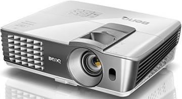 BenQ W1070+W 3D Wireless DLP Projektor (Wireless Full HD Kit, 3D über HDMI, Full HD, 1.920x1.080 Pixel, 2.200 ANSI-Lumen, Kontrast 10.000:1, Vertical Lens Shift, 2x HDMI, 1x MHL, Smart Eco) weiß - 8