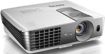 BenQ W1070+W 3D Wireless DLP Projektor (Wireless Full HD Kit, 3D über HDMI, Full HD, 1.920x1.080 Pixel, 2.200 ANSI-Lumen, Kontrast 10.000:1, Vertical Lens Shift, 2x HDMI, 1x MHL, Smart Eco) weiß - 9