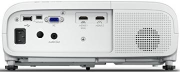 Epson EH-TW5650 3LCD-Projektor (Full HD, 2500 Lumen, 60.000:1 Kontrast, 3D) - 5