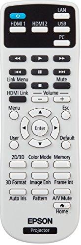 Epson EH-TW5650 3LCD-Projektor (Full HD, 2500 Lumen, 60.000:1 Kontrast, 3D) - 7