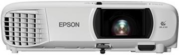 Epson EH-TW650 3LCD-Projektor (Full HD, 3100 Lumen, 15.000:1 Kontrast) - 4