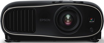 Epson EH-TW6600 3D Full HD Heimkino 3LCD-Projektor (Full HD 1080p, H & V Lensh-Shift, 2.500 Lumen Weiß- & Farbhelligkeit, 70.000:1 Kontrast, 2x HDMI (1x MHL), 1,6x fach Zoom,  inkl. 1x 3D Brille) schwarz - 2