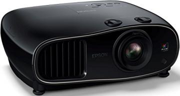 Epson EH-TW6600 3D Full HD Heimkino 3LCD-Projektor (Full HD 1080p, H & V Lensh-Shift, 2.500 Lumen Weiß- & Farbhelligkeit, 70.000:1 Kontrast, 2x HDMI (1x MHL), 1,6x fach Zoom,  inkl. 1x 3D Brille) schwarz - 4