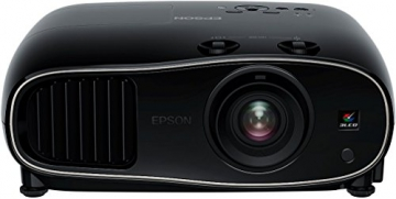 Epson EH-TW6600 3D Full HD Heimkino 3LCD-Projektor (Full HD 1080p, H & V Lensh-Shift, 2.500 Lumen Weiß- & Farbhelligkeit, 70.000:1 Kontrast, 2x HDMI (1x MHL), 1,6x fach Zoom, inkl. 1x 3D Brille) schwarz - 1