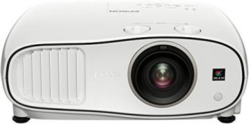 Epson EH-TW6700 Projektor (Full HD, 3000 Lumen, 70.000:1 Kontrast, 3D, 1,6x fach Zoom) - 1