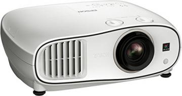 Epson EH-TW6700 Projektor (Full HD, 3000 Lumen, 70.000:1 Kontrast, 3D, 1,6x fach Zoom) - 2