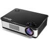 "HD Beamer, RAGU 720P HD Video LCD Beamer Unterstützung 1080p, Heimkino Multimedia Video Office Projektor HD 1080P 5.8 ""LCD Panel HDMI / VGA / AV / USB Eingang mit kostenlosem HDMI Kabel Unterstützung TV Laptop Spiel U Festplatte - 1"