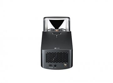 LG PF1000U Full HD LED Projektor dunkelanthrazit - 2