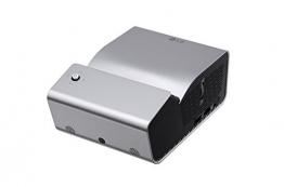 LG PH450UG Kurz Distanz LED Projektor mit HD Auflösung 450Lumen USB WXGA 1.280x720 1x1W 4:3 16:9 100.000:1 - 1
