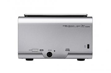 LG PH450UG Kurz Distanz LED Projektor mit HD Auflösung 450Lumen USB WXGA 1.280x720 1x1W 4:3 16:9 100.000:1 - 5