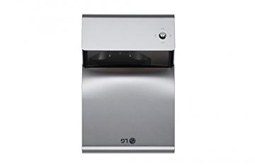 LG PH450UG Kurz Distanz LED Projektor mit HD Auflösung 450Lumen USB WXGA 1.280x720 1x1W 4:3 16:9 100.000:1 - 8